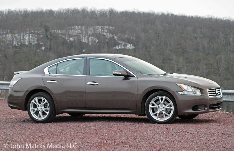 Java Metallic My Nissan Maxima Presentation